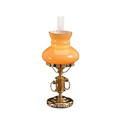 Lampe de bureau Marlo - 3127A OPALINE BLANCHE