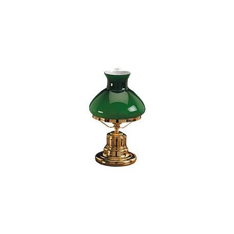 Lampe de bureau Delfini - 3132A OPALINE BLANCHE