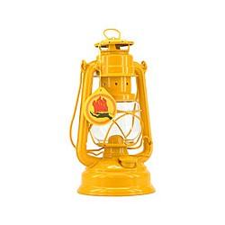 Lampe tempête JAUNE - 3175 JAUNE