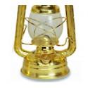 Echantillon Lampe tempête Marine laiton - 3179