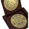 Echantillon Calendrier perpétuel et heure internationale - 3182