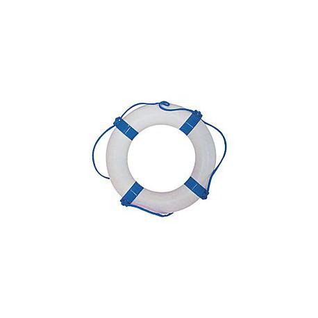 Bouée décoration 55 cm - 3218 bleu blanc