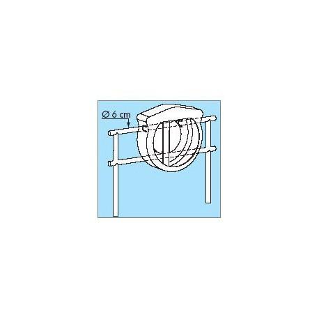 Kit de montage sur tube pour coffre STANDARD - 3220C