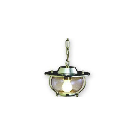 Lampe à suspension LA BAULE laiton - 9571