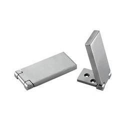 Charnière à fil inox 95X40 mm - 9430BI