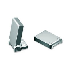 Charnière à fil inox 30X45 mm - 9430CI