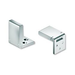 Charnière à fil inox 45X30 mm - 9435I