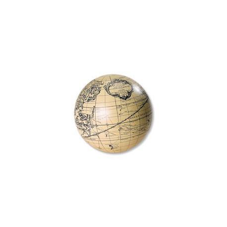 Globe Vaugondy ivoire - 9454 SOCLE GLOBE