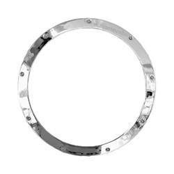 Hublot cadre chromé 26,3 À 46,8 cm - 9506ACR chromé 26,3 cm