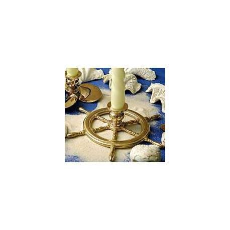 Bougeoir barre à roue - 9519
