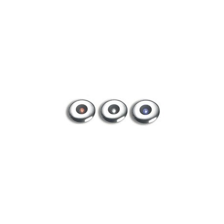 Spot LED YEN - 9556ACR chromé blanc