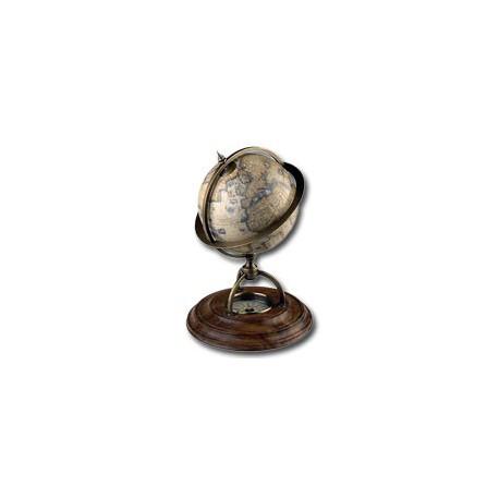 Globe terrestre avec boussole - 9774