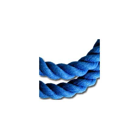 Corde de rampe d'escalier polyester Royal - 9793B BLEU