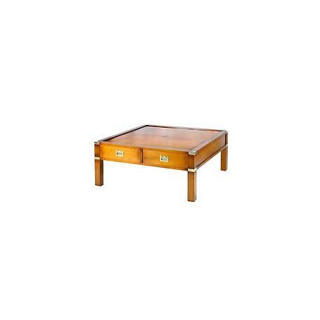 Table basse marine line table de salon de style marine for Table basse de style