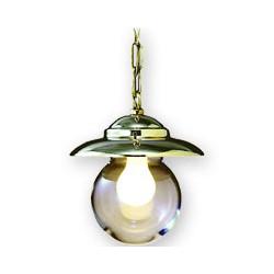 Lampe à suspendre BANDOL laiton - 9573