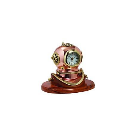 Casque à jupe de plongée horloge COPPER - 7012