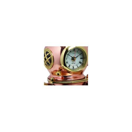Echantillon Casque à jupe de plongée horloge COPPER - 7012