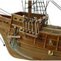 Echantillon Maquette de bateau Voilier MARIE ROSE - 7497