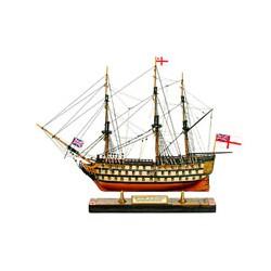 Maquette de bateau Voilier HMS Victory Amiral - 7585