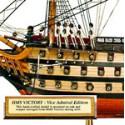 Echantillon Maquette de bateau Voilier HMS Victory Amiral - 7585