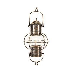 Suspension lanterne globe colonial 1916 - 033