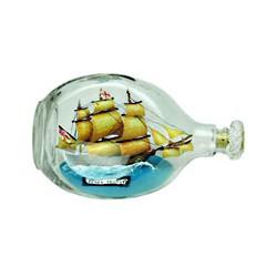 Bateau en bouteille HMS Victory - 9734