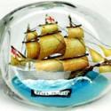 Echantillon Bateau en bouteille HMS Victory - 9734