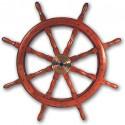 Barre à roue Marina en bois massif d'acacia - 3260D 95cm