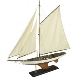 Pond Yacht style Victorien