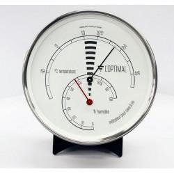 Marineshop - Thermo hygrometre NAUDET pour cave a vins