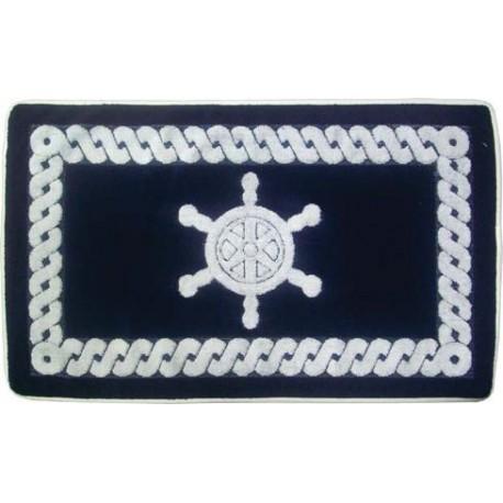 Tapis de bain Roue - 80x50 - Marineshop.biz
