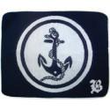 Tapis de bain Ancre - 50x40 - Marineshop.biz