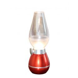 LAMPE TEMPÊTE - VEILLEUSE à SOUFFLER - LED