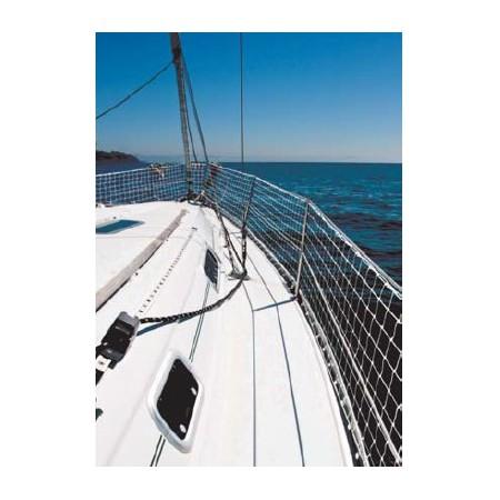 Filet avec noeuds pour Filière de bateau - 60cm x 30mètres - Marineshop