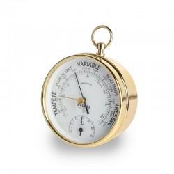 Baromètre Thermomètre à aiguille NAUDET