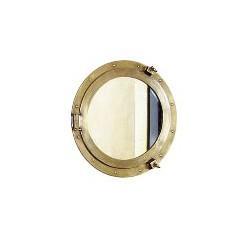 Miroir hublot SeaJess Bronze