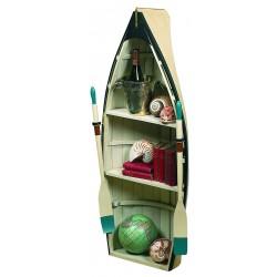 Table basse DORIS étagère Bateau Barque