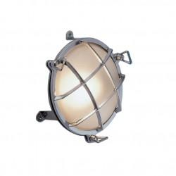 Lampe hublot applique Bretagne - Chromé