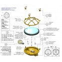 Applique hublot ARCACHON - Instructions