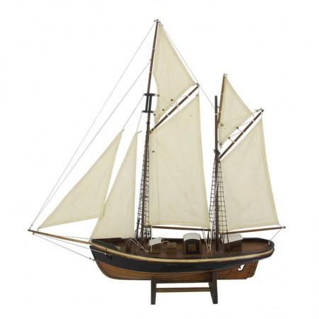 Decoration Modelisme Maquette Voilier Ketch Marineshop Biz