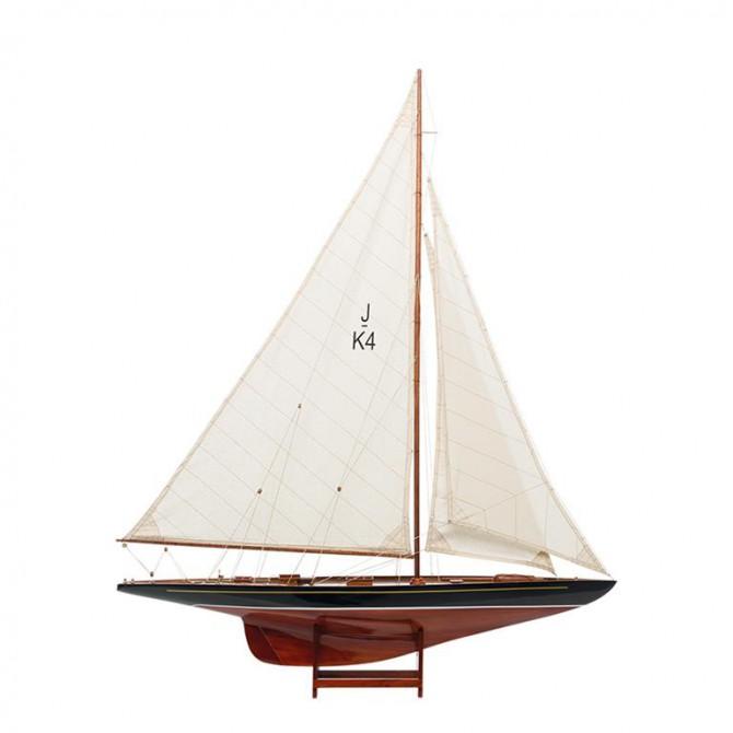 Maquette - Voilier - ENDEAVOUR LUX, L120CM H172CM