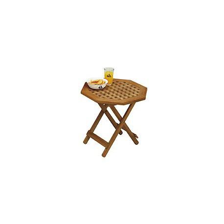 Table basse de jardin table basse pliante caillebotis en for Table basse de jardin pliante