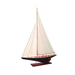 Maquette de bateau Voilier America's Cup J-Class - 3192A