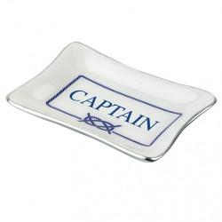Plateau porte monnaie - Captain