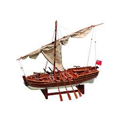 Maquette de bateau Voilier Royal Navy - 3195