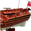 Echantillon Maquette de bateau Voilier Royal Navy - 3195