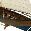 Echantillon Maquette de bateau Baleinière - 3197