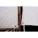 ENDEAVOUR LUX - L42cm H55cm - Maquette - Voilier