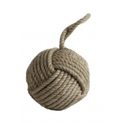 Monkey Fist Doorstop, Sisal