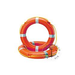 Bouée de sauvetage couronne 70 cm SOLAS - RINA - 3220